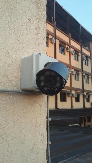 Cámaras De Vigilancia Hd Y Full Hd