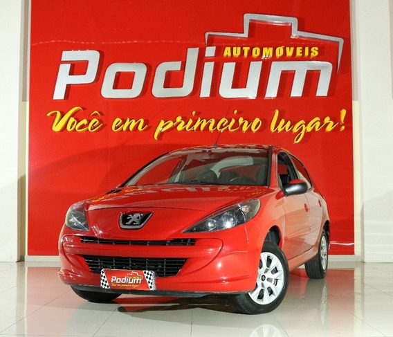 Peugeot 207 Active 1.4 Flex Manual | Completo Baixa Km