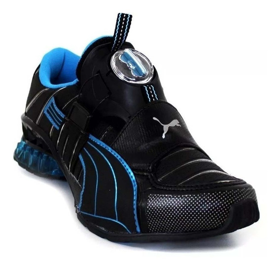 Tênis Masculino Puma Disc Cell Aether Black Friday -50% Off!
