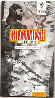 Livro Gilgamesh O Rei De Uruk (primeiro Texto Encontrado) +