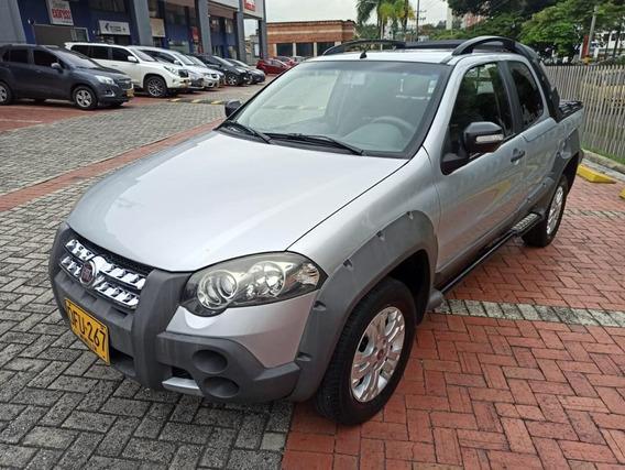 Fiat Strada Adventure Locker Mt 1.6 2011