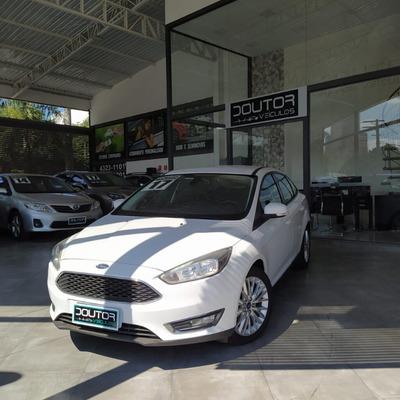 Ford Focus 2.0 Se Plus Fastback Flex Power 2017 / Focus 17
