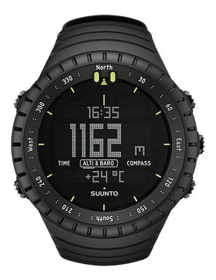 Relógio Suunto Core All Black Military Ss014279010