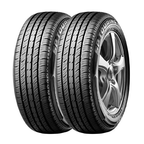 Kit 2 Neumáticos Dunlop 175 65 R14 Touring R1 + Envio