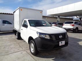Nissan Np300 2016 Blanco 2.5 Chasis Cabina Dh Mt