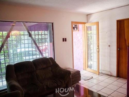 Casa En Ciudad De Los Deportes, Benito Juárez Con 4 Habitaciones