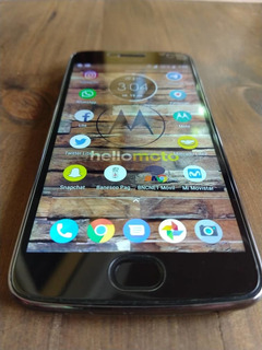 Motorola G5 Plus 64gb Almacenamiento 4gb De Ram