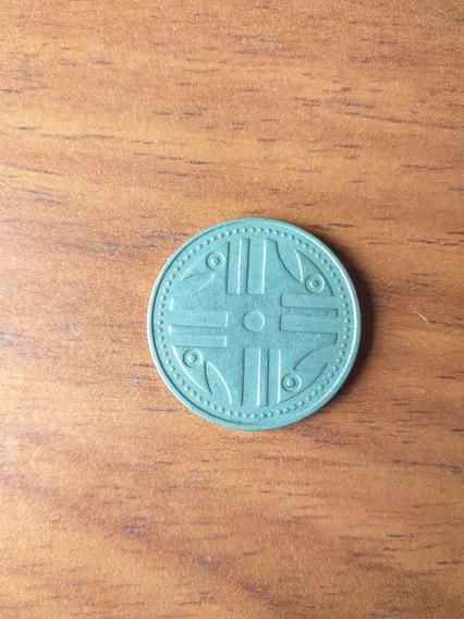 Moneda De Colombia 200 Pesos Colombianos