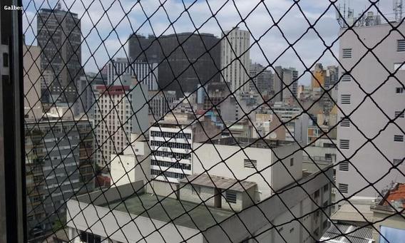 Kitnet Para Venda Em São Paulo, Vila Buarque, 1 Dormitório, 1 Banheiro - 2000/2362_1-1223307