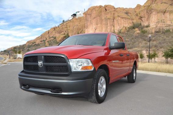 Dodge Ram 1500 3.7 Pickup St 4x2 At 2012