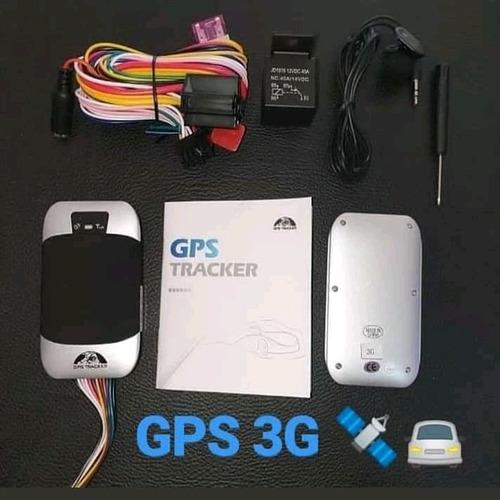 Gps Tracker 303f 3g/4g + Instalación + Plataforma + Linea