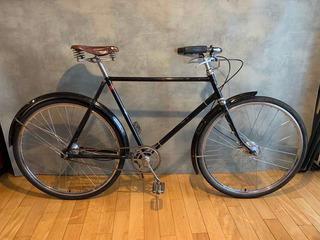 Bicicleta Urbana The Mister Cycle Hecha En Japon