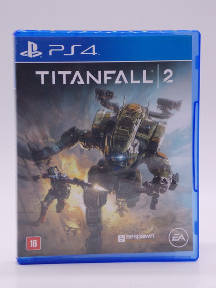 Titanfall 2 Play Station 4 Original Mídia Física
