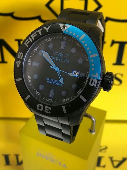 Relógio Invicta 20517 Automático - Titânio - 100% Original
