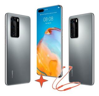 Huawei P40 Pro Nuevo + Audifono Bt Freelace + 1 Año Garantia