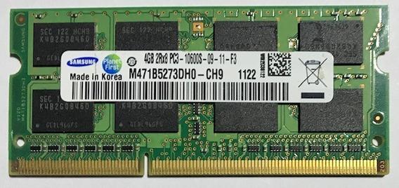 Samsung Ddr3-pc3-10700-1333mhz-4gb