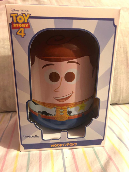 Palomera Woody Cinépolis Toy Story 4