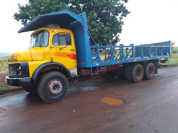 Caminhão 2219 Traçado E Reduzido-de Plantio