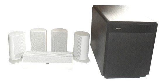 Home Theater Jamo A320 Hcs 6 5.1 Dolby Digital