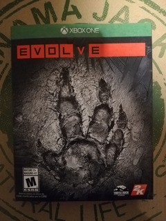 Evolve Xbox One Sellado + Envío Gratis