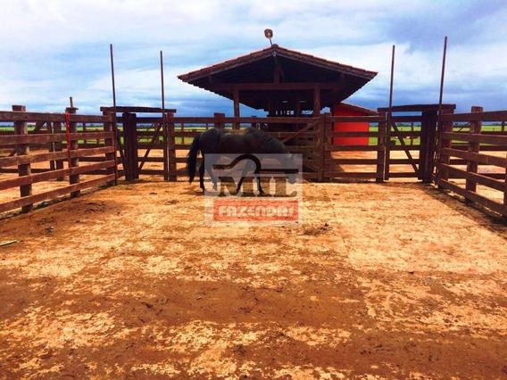 Fazenda Rural À Venda, Acreúna-go - Fa0211
