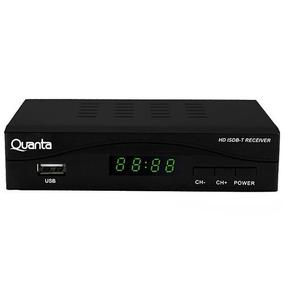 Conversor De Tv Digital Full Hd Qtdtv1120