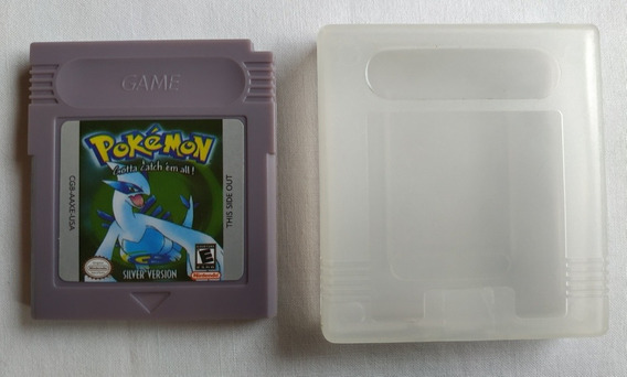 Pokémon Silver Version Game Boy Color