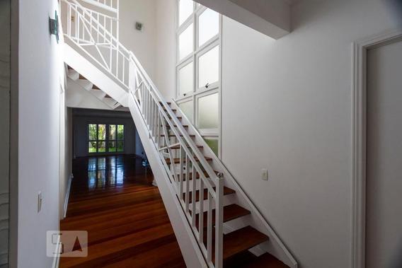Casa Em Condomínio Com 4 Dormitórios E 5 Garagens - Id: 892867379 - 167379