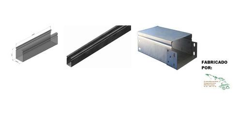 Csm 03pg0528007s0043 Ducto P/cableado 5x280x7.5cm Cal.22