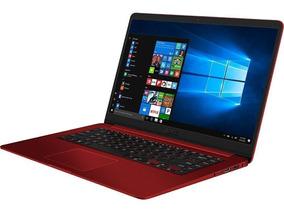 Notebook Asus X510ua-br485t I5 4gb 1t W10 15,6 Vermelho 7ªg