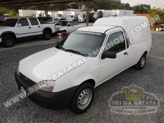 Ford Courier 1.6 L Kit Gnv Capota Fibra Impecável