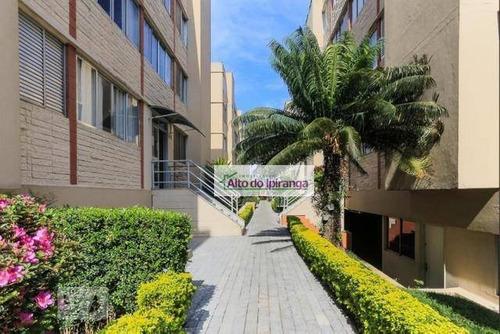 Apartamento Com 2 Dormitórios À Venda, 58 M² - Cursino - São Paulo/sp - Ap4960
