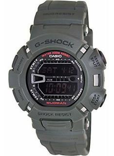 Reloj Deportivo Digital Para Hombre G9000-3v G-shock Green M