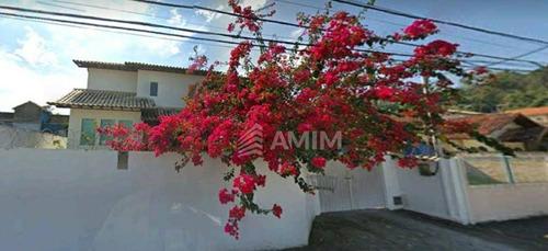 Imagem 1 de 20 de Ótima Casa Com 3 Dormitórios À Venda, 140 M² Por R$ 620.000 - Maria Paula - Niterói/rj - Ca0677