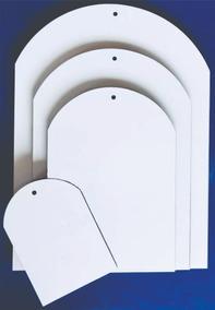 Gabaritos Molde Para Dobrar Roupa Dobradores (kit Com 4)