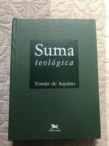 Suma Teológica, Vol. 1, Loyola Frete Grátis