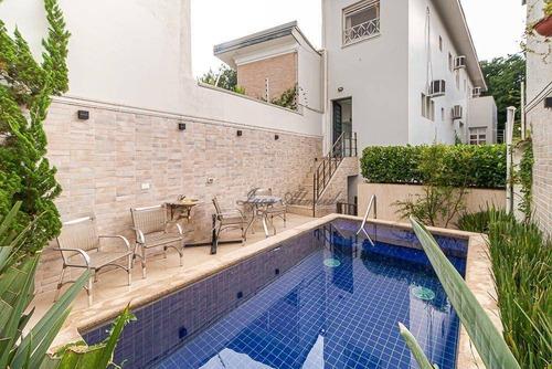 Casa Com 3 Dorms À Venda, 360 M² Por R$ 3.890.000 - Jardim Paulista - São Paulo/sp - Ca5327
