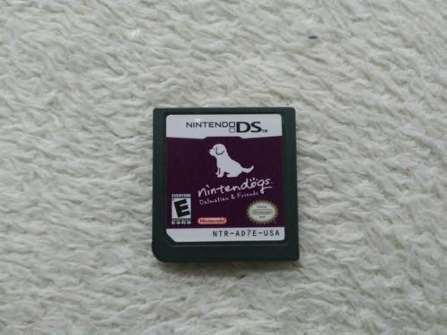Juego Nintendogs Dalmatian & Friends Nintendo Ds 3ds