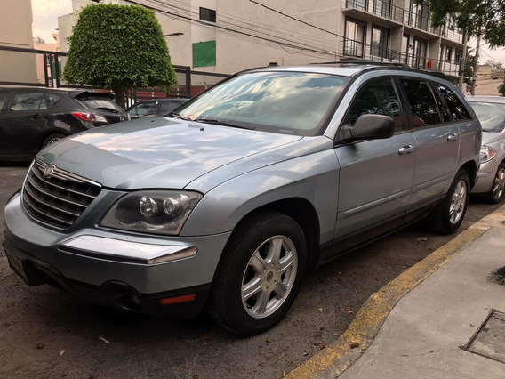 Chrysler Pacifica 2006 Aa Ee Ba Abs Piel Qc Lujo 4x2 At