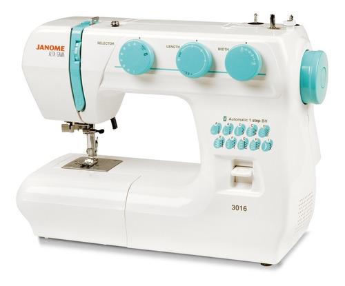 Maquina De Coser Janome 3016 84 Funciones De Puntadas Envio