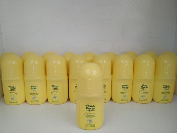 Heno De Pravia (cuatro) Desodorantes .50g C/u