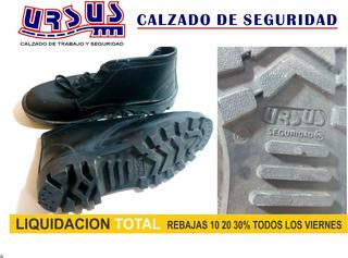 Calzado De Seguridad Nro 42