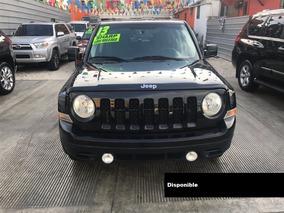 Jeep Patriot 13 Negro
