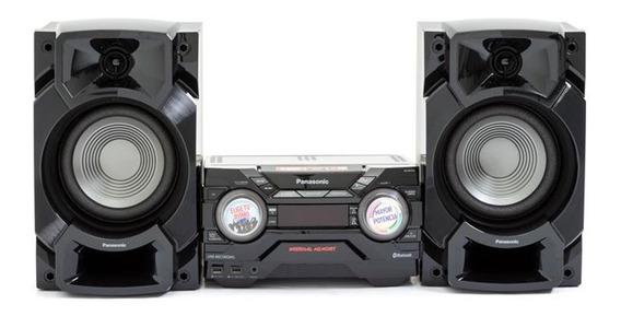Minicomponente Bluetooth 7150 W 4 Gb Sc-akx440 Lmx Panasonic