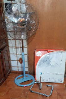 Ventilador Climatizador Protalia 20 Con 3 Palas Metálicas