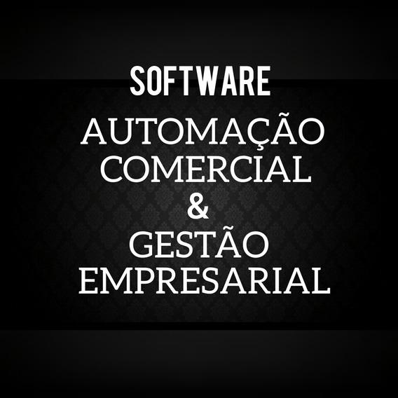 Programa De Automação Comercial E Gestão Empresarial