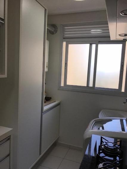 Apartamento Com 2 Dormitórios À Venda, 62 M² Por R$ 420.000 - Jardim Aquarius - São José Dos Campos/sp - Ap2256