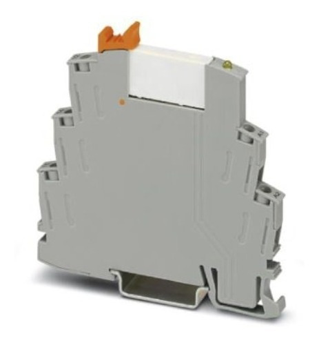 Borne Relé Interface Slim Na+nf 24v Phoenix Contact 10pçs