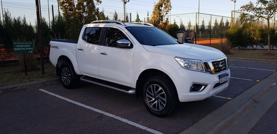 Nissan Np300 2.3 Frontier Le Cd 4x4 At 2016