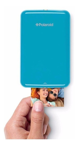 Impresora Portátil Polaroid Zip Printer Blue